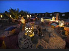 Desert Camp Laila, luxury tent in Mhamid