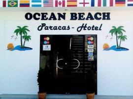 Hotel Ocean Beach Paracas, hotel near Flamingos Water Sources, Paracas