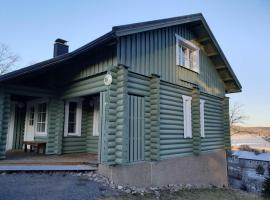 Areenanmäki cottage, hotelli kohteessa Jämsä lähellä maamerkkiä Himoksen matkailukeskus