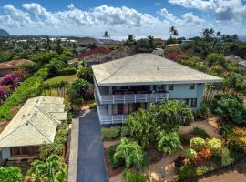 Hale Hapuna - Poipu's Best Ocean and Mountain Views!, hotel in Koloa