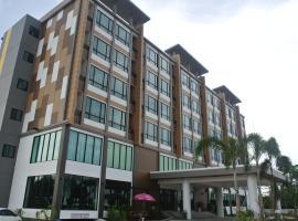 S Tara Grand, hotel in Suratthani