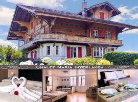 Chalet Maria Interlaken, apartment in Interlaken