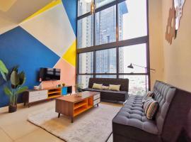 Eminent Suite - Icon City, Petaling Jaya,八打靈再也的飯店