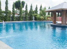 Thong's Inn Hotel Kualanamu, hotel di Medan