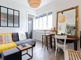 La Petite Trouv, apartment in Trouville-sur-Mer
