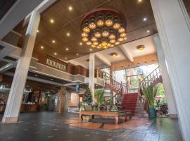 100 Islands Resort & Spa, hotel in Suratthani