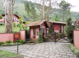 Country Ville Hotel, hotel near House of Portugal Club, Teresópolis