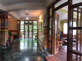 La Bougainvillea Retreat, hotel in Gangtok