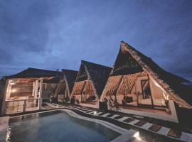 Capila Villa Bali, hotel in Canggu