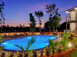 Aurum Resorts, hotel with pools in Morjim
