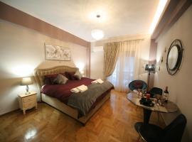 Denise Luxury Apartment-Centre of Athens,Kolonaki, luxury hotel in Athens