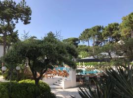 Hotel Greif, hotell i Lignano Sabbiadoro