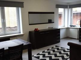 Wesoła Centrum, apartment in Suwałki