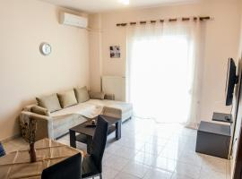 Papi's Free Parking Apartment1, beach hotel in Alexandroupoli