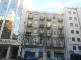 Lisbon Paradise, auberge de jeunesse à Lisbonne