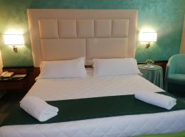 Hotel Principe, hotel in Pomezia