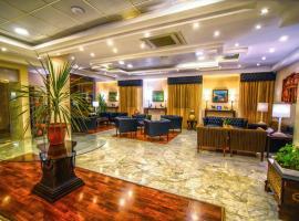 La Maison Hotel, hotel v destinaci Wadi Musa