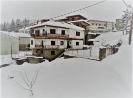 Hotel Acropolis Metsovo, hotel in Metsovo