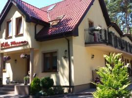 Villa Morena, hotel in Pobierowo