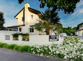 Airport Palms Motel, hotel near Christchurch International Airport - CHC,
