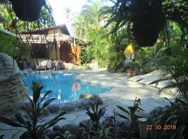 Hotel Caribbean Coconut, hotel in Cahuita