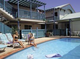 Heritage Resort Shark Bay, hotel in Denham