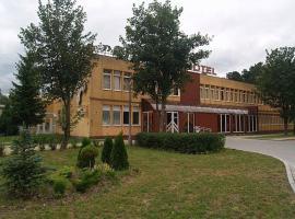 Hotel Chemik, hotel in Bydgoszcz