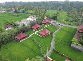 Ubud Sawah Villa, Cinery and Homestay, hotel in Tegalalang