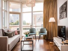 Dizengoff Suites Hotel, hotel v destinaci Tel Aviv