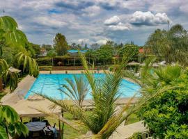Kivu Resort, hotel in Nakuru