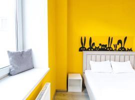 Z-One Hostel: Lviv'de bir hostel