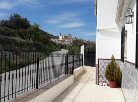 Casas El Cascarillas, hotel en Moratalla