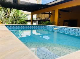 Aconchego de Iguaçu, hotel with pools in Nova Iguaçu