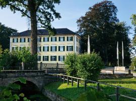 Schloss Burgellern, hotel in Scheßlitz