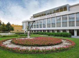 Hotel Lycium Debrecen, отель в Дебрецене