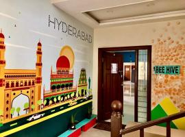 Beehive Commune Hyderabad, hotel near Banjara Hills, Hyderabad