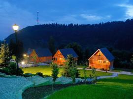 Domki u Basi, hotel in Kudowa-Zdrój