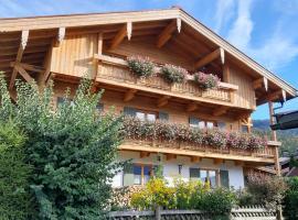 Haus Egger, Hotel in Reit im Winkl
