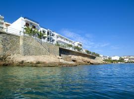 Victoria Hotel, hótel í Ágios Nikólaos