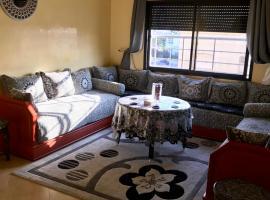 Apartment in Mohammedia, Morocco, hotel in Mohammedia