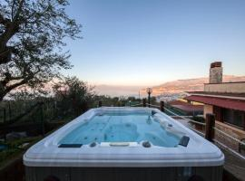 Villa Malu, hotel with jacuzzis in Sorrento