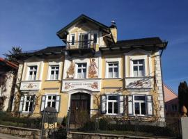 Gründerhaus, hotel in Dießen am Ammersee