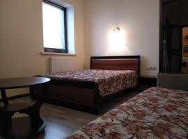 Апартаменты Красный кит, номер 252, hotel in Mytishchi