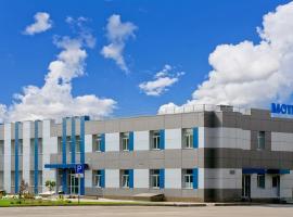 Кросс Мотель, отель в Дзержинске