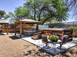 Exquisite Tucson Casita by Panto River Park Trail!, pet-friendly hotel in Tucson