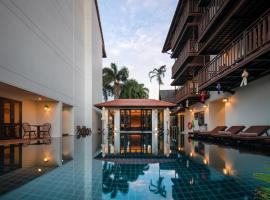 El Barrio Lanna, отель в Чиангмае
