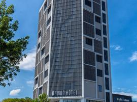 Brown Hotel, hotel near Gurney Plaza, George Town