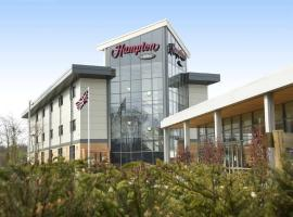 Hampton by Hilton Corby, hotel in Corby