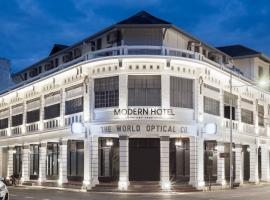 Modern Hotel Georgetown, hotel near 1st Avenue Penang, George Town