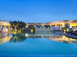 The Papandayan, hotel with pools in Bandung